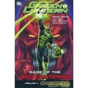 Green Lantern Rage of the Red Lanterns by Shane Davis