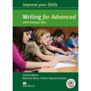 Improve Your Skills for Advanced (CAE) Writing Student's Book with Key & Macmillan Practice Online by Malcolm Mann