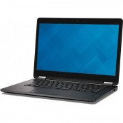 Laptop Dell Latitude E7470 14 inch Full HD Intel Core i7-6600U 8GB DDR4 256GB SSD FPR Backlit KB Linux Black