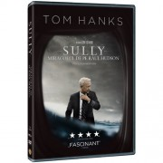 Sully:Tom Hanks.Clint Eastwood - Sully-Miracolul de pe raul Hudson (DVD)