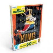 Minions Puzzle 60 peças Minions