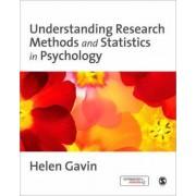 Understanding Research Methods and Statistics in Psychology by Helen Gavin
