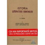 Istoria literaturii romanesti 3 vol. - N. Iorga