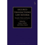 Secured Transactions Law Reform by Prof. Louise Gullifer