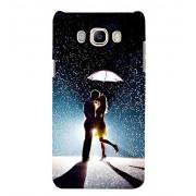 PrintVisa Romantic Kiss Couple 3D Hard Polycarbonate Designer Back Case Cover for Samsung Galaxy J7 2016 :: Samsung Galaxy J7 2016 Duos :: Samsung Galaxy J7 2016 J710F J710FN J710M J710H