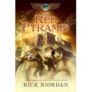The Red Pyramid by Rick Riordan