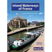 Inland Waterways of France by David Edwards-May