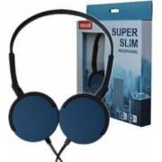 Casti Maxell Super Slim MXH-HP200 Albastru