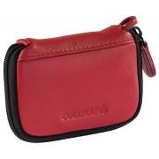 Cullmann Shell Cover Compact 100 toc de piele (roșu)