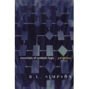 Essentials of Symbolic Logic by R. L. Simpson