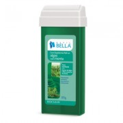 Cera roll on Depil Bella Algas com Menta refil 100g
