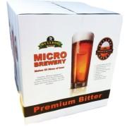 Bulldog Micro Brewery Bitter