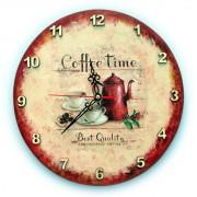 """Ceas de perete """"coffee time"""" 1423"""