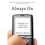 Always On by Naomi S. Baron