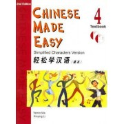 Chinese Made Easy: Textbook v. 4 by Yamin Ma