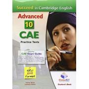 Andrew Betsis Succeed in the Cambridge CAE. 10 practice tests. Student's book-Self study guide. Con espansione online. Con CD Audio formato MP3. Per le Scuole superiori
