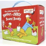The Little Red Box of Bright and Early Board Books by P D Eastman