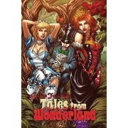Tales from Wonderland Volume 1 by Raven Gregory