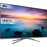 Televizor LED Samsung UE65KU6402, smart, Ultra HD, PQI 1500, 65 inch, DVB-T2/C/S2, argintiu