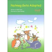 Nutmeg Gets Adopted by Judith Foxon