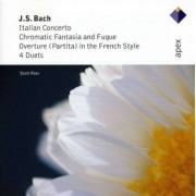 J.S. Bach - Italian Concerto/4 Duetts (0685738922420) (1 CD)