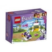 Конструктор ЛЕГО Френдс - Лакомства и пакости с кученца, LEGO Friends, 41304
