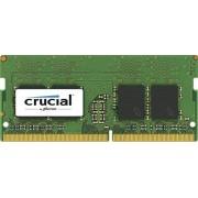 Crucial 8Go Single DDR4 2400 MT/s (PC4-19200) SODIMM 260-Pin - CT8G4SFS824A