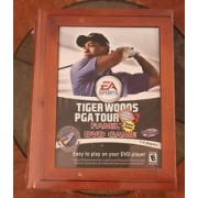 Tiger Woods DVD Game