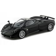 Pagani Zonda F W/ Sunroof, Black Motormax 79159 1/18 Scale Diecast Model Toy Car