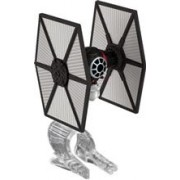 Jucarie Hot Wheels Star Wars Starship First Order Special Forces Tie Fighter Vehicle