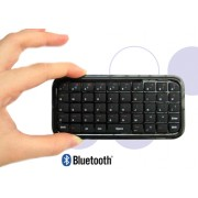 MICRO TASTIERA BLUETOOTH PER IPAD, IPHONE, SMARTPHONE