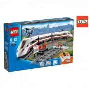 Lego city treno passeggeri alta velocità 60051