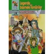 Pachet lecturi scolare. 10 carti Legendele sau basmele romanilor....