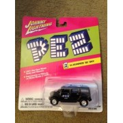 Johnny Lightning PEZ Car : '04 Hummer H2 SUV by Pez