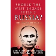 Should the West Engage Putin's Russia? by Professor of Soviet Politics and History Stephen F Cohen