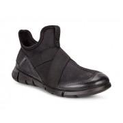 Ghete casual baieti Ecco Intrinsic Sneaker (Negri)