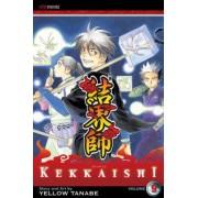 Kekkaishi by Yellow Tanabe