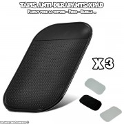 Tapis anti-dérapants XPad Lot x3