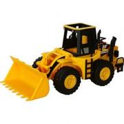 Cat Motorized Job Site Machine - Wheel Loader (Yellow Black)