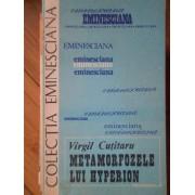 Metamorfozele Lui Hyperion - Virgil Cutitaru