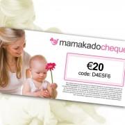Cadeaucheque €20
