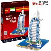 PUZZLE 3D BUDYNEK BURAJ AL. ARABIA