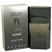 Azzaro Night Time For Men By Azzaro Eau De Toilette Spray 3.4 Oz