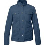 FjallRaven Räven Jacket W - Uncle Blue - Freizeitjacken XL