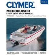 Mercruiser Stern Drives 1998-2004 (Clymer Marine Repair) by Clymer Publications