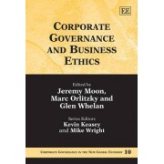 Corporate Governance and Business Ethics by Jeremy Moon