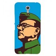 Fiobs Designer Back Case Cover for Lenovo ZUK Z1 (Subhash Chandra Bose Freedom Fighter Bengali)