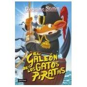 Stilton Geronimo Gs8 :el Galeon De Los Gatos Piratas