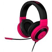 Razer Kraken PRO Over Ear PC and Music Headset - Neon Red