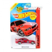 2014 Hot Wheels Hw Race 169/250 - Bmw E36 M3 Race - Red